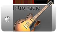 GarageBand intro radio